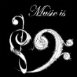music is love icon