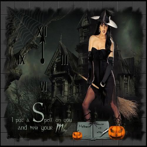 i put a spell on you and now your mine