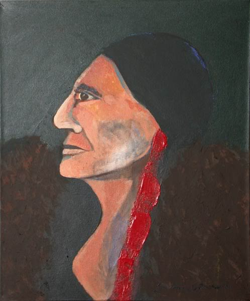 native american profil