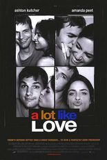 ashton kutcher - amanda peet - a lot like love