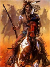 native american warriors