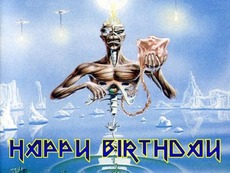 happy birthday iron maiden