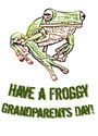 have a froggy grandparents day