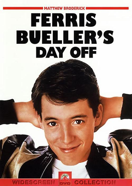 ferris beullers day off