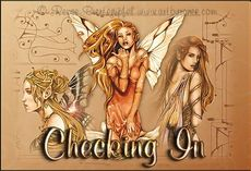 Checking in fairy