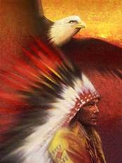 native american eagle