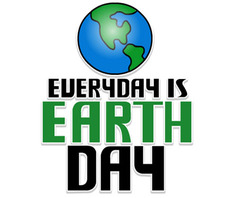 everyday is earth day