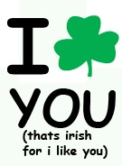irish i like you
