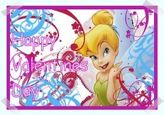 happy valentines day tinkerbell