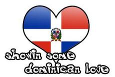 showin some domincan love